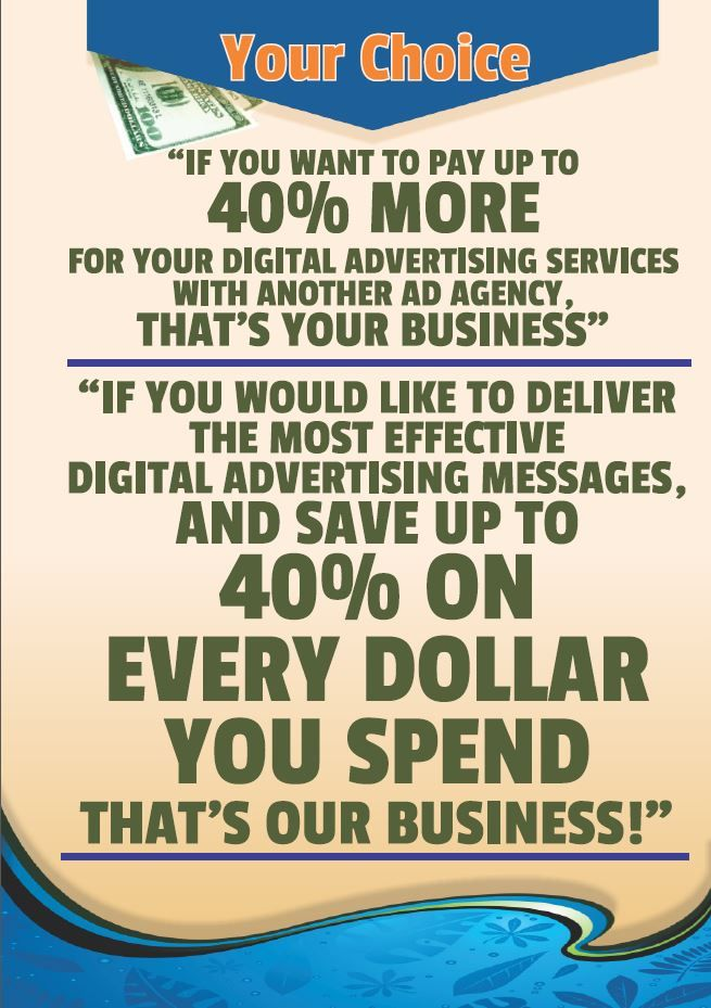 Your Choice - Digital Advertising
